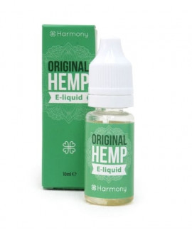 comprar Harmony E-Liquid Original Hemp
