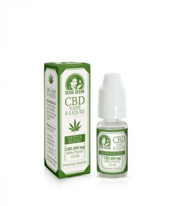 Comprar E-Liquid con CBD de Sensi Seeds