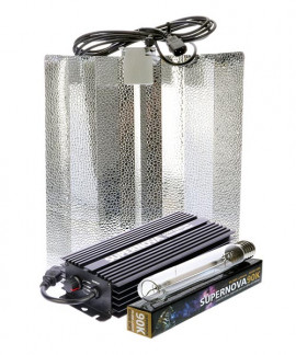 comprar Kit Iluminación 600 W Regulable Estuco