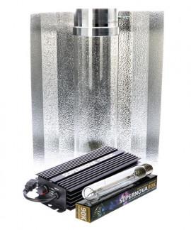comprar Kit Iluminación 600 W Regulable Cooltube