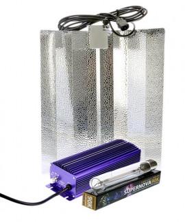comprar Kit Iluminación 600 W Regulable Lumatek Estuco