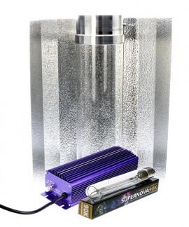 comprar Kit Iluminación 600 W Regulable Lumatek Cooltube