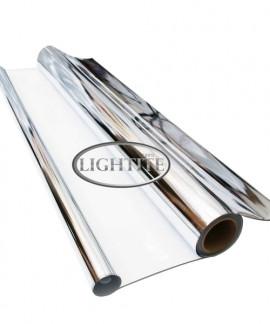 Plastico Reflectante Lightite Plateado 1,25x100 m