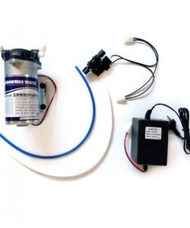 comprar Kit Bomba Presion de Alto Flujo GrowMax Water