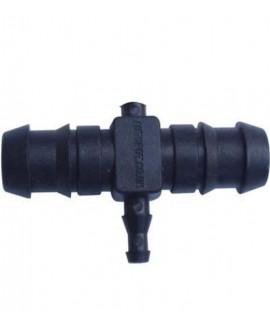 Conexion T 16 mm a 6 mm Autopot