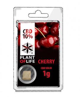 comprar CBD Solid 10% Cherry de Plant of Life