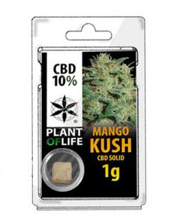 comprar CBD Solid 10% Mango Kush de Plant of Life