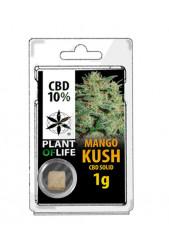 CBD Solid 10% Mango Kush de Plant of Life