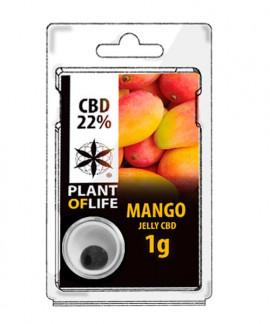 comprar CBD Jelly 22% Mango Kush de Plant of Life