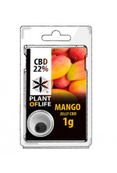 CBD Jelly 22% Mango Kush de Plant of Life