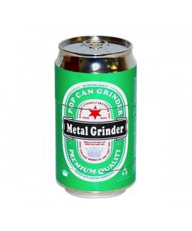 Grinder 3 Partes Lata Bebida 30 mm