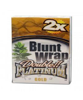 comprar Blunts Wrap Platinum - Pack de 2
