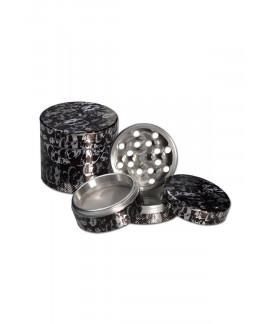 Grinder Aluminio 'Calaveras' 4 piezas