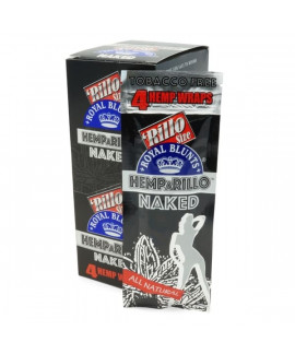 Hemparillo Royal Blunts - Pack de 4