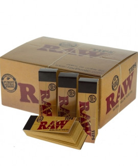 Filtros de cartón Raw tips