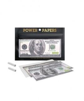 Papel de liar Dólar con boquillas