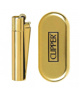 Clipper Oro Metálico Premium