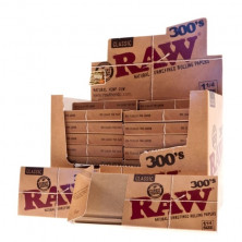 Papel Raw 1 1/4 - 300 hojas
