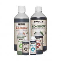 Pack Fertilizantes Bio Bizz