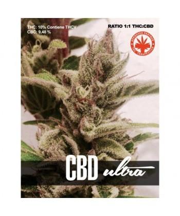 Comprar CBD Ultra de Pure Seeds CBD