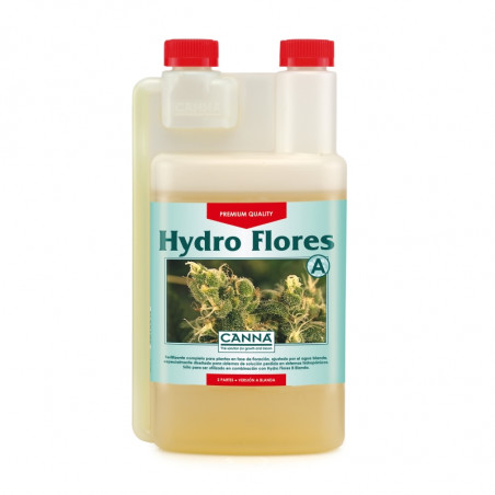 Hydro Flores A+B Agua blanda