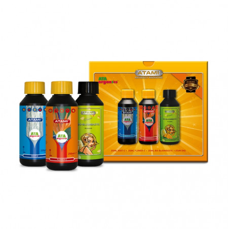 ATA Organics Booster Package