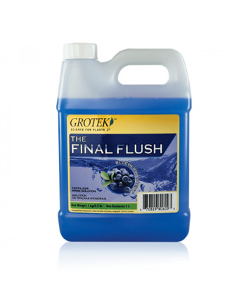 Comprar Final Flush Frutas Bosque - Grotek