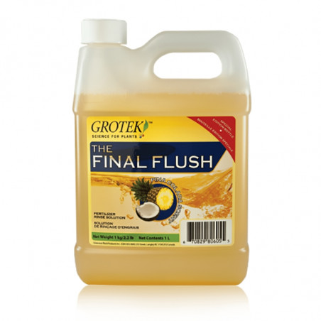Final Flush Piña