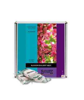 comprar B'CUZZ Tabzz Tabletas Efervescentes (16 units) - Atami