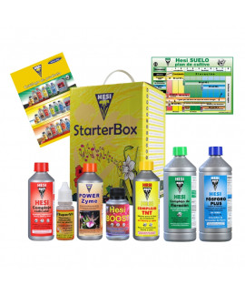 comprar Starterbox Soil - Hesi