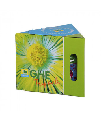 Comprar Tripack Floraseries Agua Dura de GHE