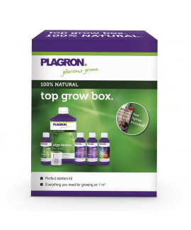 comprar Terra Grow Box 100% Natural de Plagron