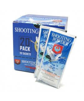 comprar Shooting Powder Box 1 sobre 65g
