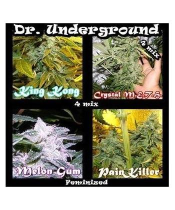 Comprar Surprise Killer Mix de Dr. Underground