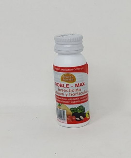 comprar Doble MAX Insecticida Acaricida 8 ml de Flower Power