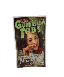 Guerrilla Tabs de Bio Tabs