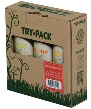 Comprar Biobizz Try-Pack Stimulant-Pack