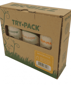 comprar Biobizz Try-Pack Indoor-Pack
