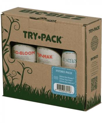 Comprar Biobizz Try-Pack Hydro-Pack