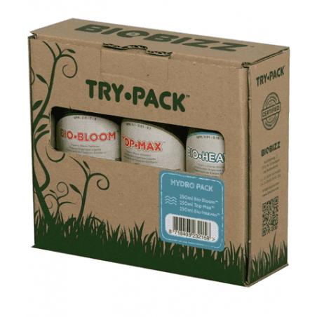 Biobizz Try-Pack Hydro-Pack