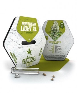 comprar Northern Lights XL de Zambeza Seeds
