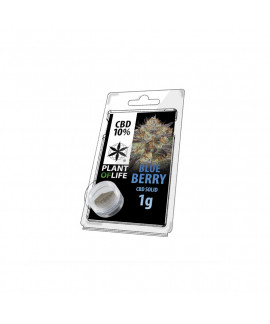 comprar CBD Solid 10% Blueberry de Plant of Life