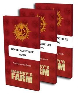 comprar Gorilla Zkittlez Auto