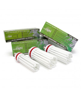 Bombilla Pure Light CFL GreenPower