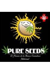Semillas medicinales CBD Pure Seeds ¿Las dejaras pasar?