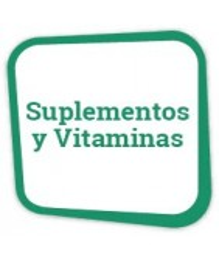 Suplementos y vitaminas online