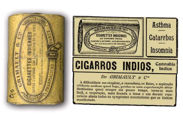 El cannabis terapéutico del siglo XIX