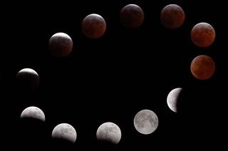 Los ciclos lunares. Ascendentes y Descendentes