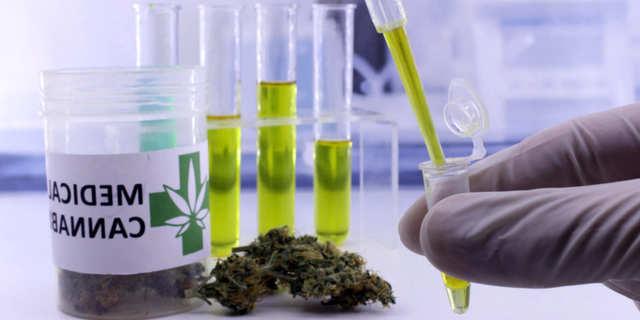 Mimando la salud del médico con cannabis
